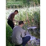 Экологический мониторинг воды фото