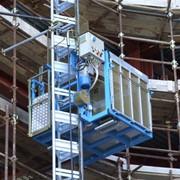 Подъемник мачтовый строительный МТ-1500А, производитель Италия фото