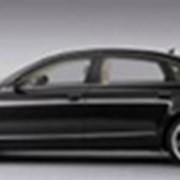 Автомобиль Audi A6 Security