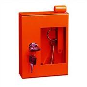 Ключница пожарная под 1 ключ (с молоточком) фото