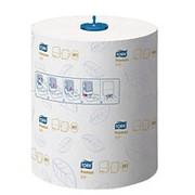 Полотенца бумажные в рулоне TORK Premium Matic 2-сл.,100м, шир. 21см, 400л.,TAD,белые Н1 фото