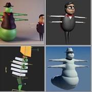 Создание анимационных фильмов фото