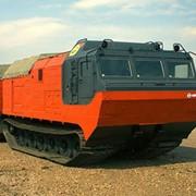 Модернизированный двухзвенный гусеничный транспортер ДТ-30ПМН фото