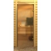 Дверь стеклянная для бани SUOVI фото