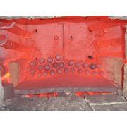 Термическая обработка  закалка обжиг отжиг деталей горно-режущего инструмента в печах фото
