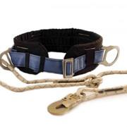 Пояс предохранительный безлямочный со стропом из плетенного шнура (6ПБ) фото