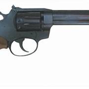 Револьвер Сафари РФ 461 с ореховой рукоятью фото