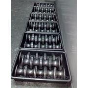 Ролики для высокотемпературных агрегатов любых типоразмеров по чертежам заказчика