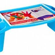 Подставка для игр (мандарин) фото