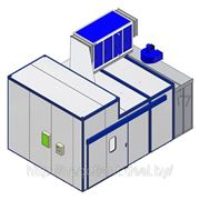 Окрасочная комната избыточного давления ОКЧ 1 С0315.10.0043СТ фото