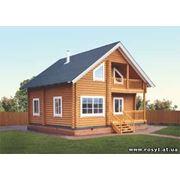 Дома каркасные деревянные фото
