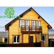 Строим дом под ключдеревянно-каркасный дом строительство деревянных домов киевдом под ключ фото