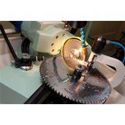 Заточка деревообрабатывающего инструмента заточка дисковых пил фото