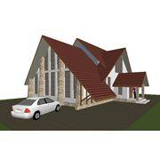 Дома деревянные финские дома рубленные деревянные фото