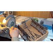 Заточка маникюрных инструментов ножниц ножей спец.инструмента недорого в Донецке фото