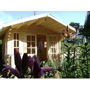 Пиломатериалы летние гостевые дачные садовые детские деревянные домики от производителя. фото