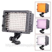 Осветительный 126 led cветодиодный свет для фото и видео камер. фото