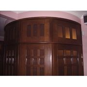 Двери межкомнатные арочные. фото