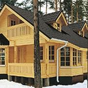 Дома деревянные финские фото