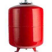 STOUT Расширительный бак на отопление 150 л. (цвет красный) фото