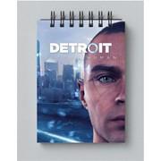 Блокнот Детройт, Detroit №1 фото