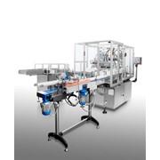 Оборудование фармацевтическое упаковочное, Блок розлива и укупорки модель RTM фото