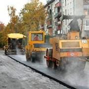 Асфальтирование дорог, тротуаров, городских территорий в Алматы фото