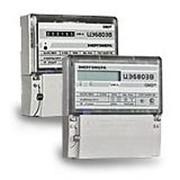Счетчик электрический 3-фазный ЦЭ-6803 фото