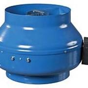 Вентилятор канальный ВКМ-150 фото