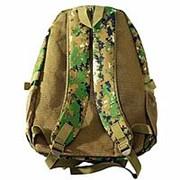 Рюкзак тактический Tianhaoqi с карабином, 25 л. cadpat, цифра фото