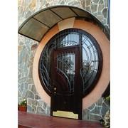 Индивидуальный дизайн входных дверей, Изготовление дверей для высоких или арочных проемов, проемов нестандартных размеров, индивидуальный подход и высокое качество, Киев, Заказать, в Киеве, Цена, фото фото