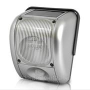 Наружное освещение безопасности - детектор движения, солнечное или динамо питание, 200 люмен фото