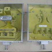 Стержневые ящики, модельные комплекты, литье в ХТС. Обработка деталей после литья. фото