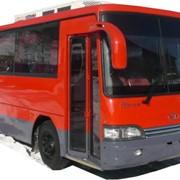 Запчасти для автобуса KIA Cosmos фото