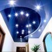 Натяжные потолки – дизайн, монтаж, сервисное обслуживание. фото