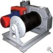 Лебедка тяговая электрическая ТЭЛ-3 фото