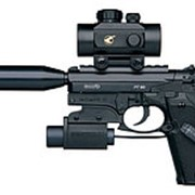 Пневматический пистолет Gamo PT-80 Tactical фото