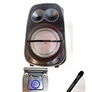 Портативная акустическая система SY-1777 (Bluetooth, USB, microSD, FM, AUX, Mic) фото