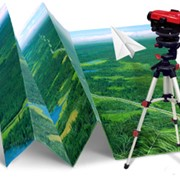Топографо-геодезические изыскания фото