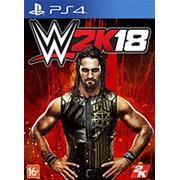 Игра для ps4 WWE 2K18 фото