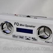 Колонка FQ 11 USB/micro SD/FM фото