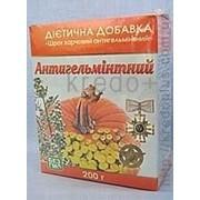 Шрот пищевой антигельминтный 200г фото