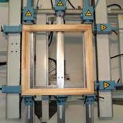 Изготовление окон из древесины фото