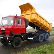 Самосвал 20 тонн TATRA фото