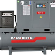 Винтовая компрессорная установка TIDY- 20 фото