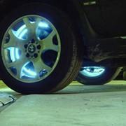 Система многоцветной подсветки автомобильных дисков SMART WHEELS, подсветка дисков Львов фото