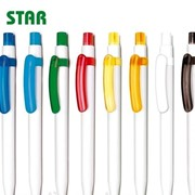 Ручки с логотипом STAR фото