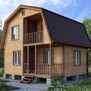 Проект каркасно-щитовых домов фото
