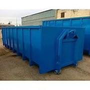 Бункер, контейнер под мультилифт ( 9 - 36 куб.м. ) фото