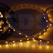 LED лента открытая, IP23, SMD 3528, 60 диодов/метр, 12V, цвет светодиодов желтый NEON-NIGHT фото